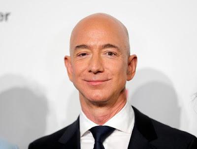 Jeff Bezos, l'homme le plus riche du monde, garde cette citation inspirante sur la porte de son réfrigérateur