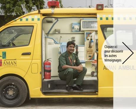 Pakistan : les personnels de santé, héros du quotidien