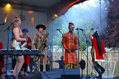 UN JOUR AU MACKI MUSIC FESTIVAL 2018