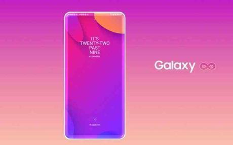Galaxy S : un écran vraiment borderless ?