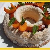 Entremet Abricot - Oh, la gourmande..