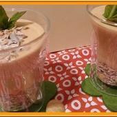 Mousses d'Abricots légères - Oh, la gourmande..