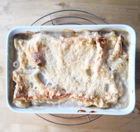 Recette : Lasagnes de légumes au chèvre (recette végétarienne)