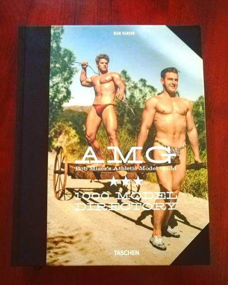 Bob Mizer's Athletic Model Guild : 1000 Model directory - Taschen