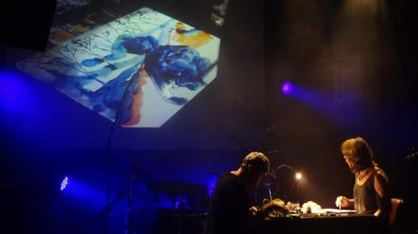 festival BD6Né concert dessiné Céline Wagner F/Lor