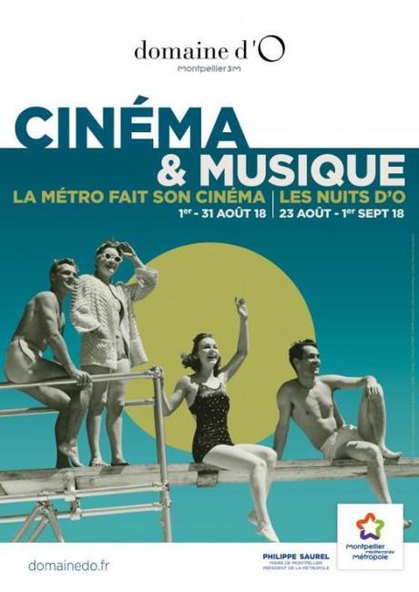 MONTPELLIER – CINEMA ET MUSIQUE – 01/08 au 1/09