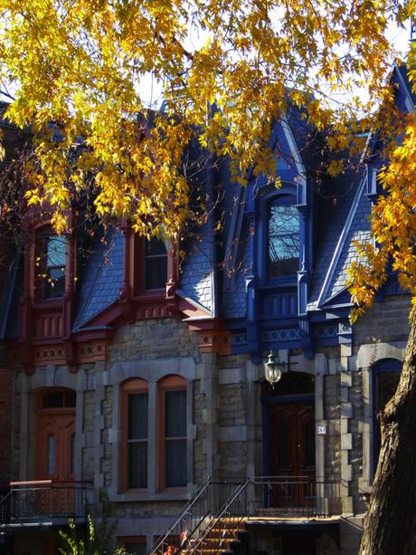 Partie 2… Montréal… 3 quartiers
