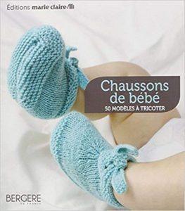 Chaussons debébés:Comment les tricoter facilement