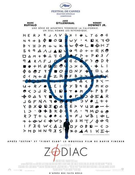 Zodiac est Le film de la semaine #16