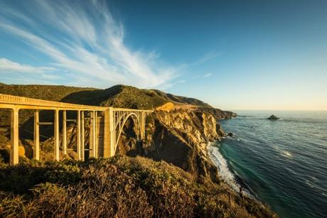 Réouverture de la Highway 1 sur la côte californienne