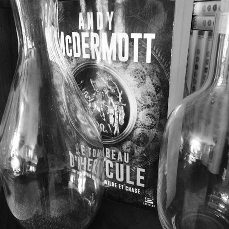Le tombeau d'Hercule d'Andy McDermott : Toujours plus d'action