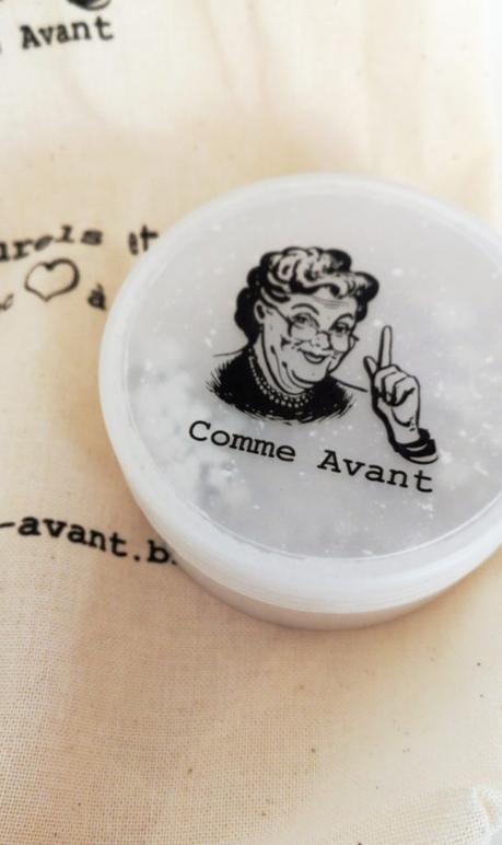 Test : Comme Avant, cosmétiques artisanaux et naturels !