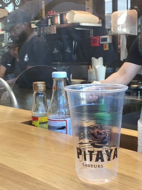 Une pause thaï chez Pitaya #Tours