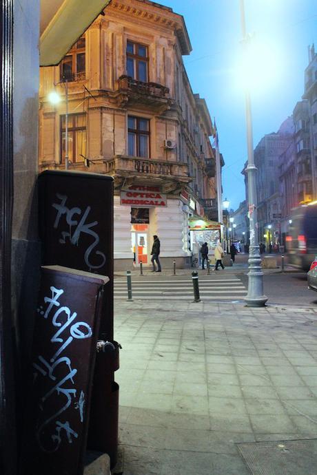 Bucarest et Chisinau