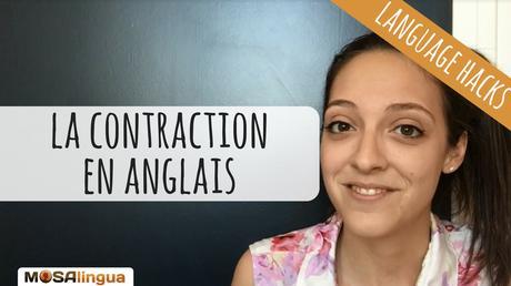 Contraction en anglais