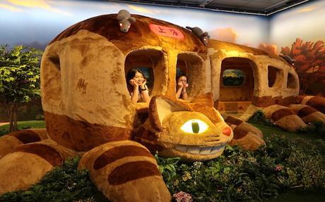 Une exposition du Studio Ghibli ouvre ses portes à Shanghai