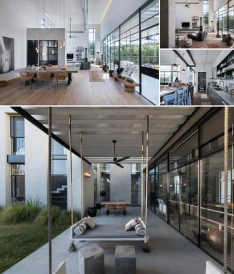 Architecture : « Savion House » à Tel Aviv