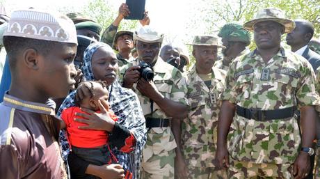 Nigeria : libération de plus de 180 enfants soupçonnés de liens avec Boko Haram