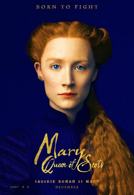 Premières affiches US pour Mary, Queen of Scots de Josie Rourke
