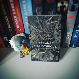 L'étrange bibliothèque de Yuriki Murakami