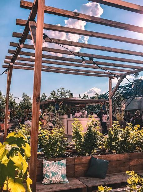 Les meilleures terrasses d'été 2018 - le papa cabane