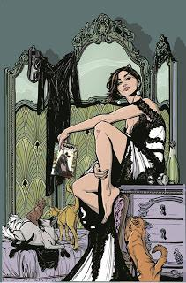 CATWOMAN #1 : JOELLE JONES REGALE DE BONS DEBUTS