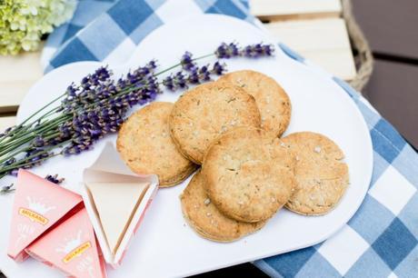 En cuisine \ Biscuits apéritif emmental & origan