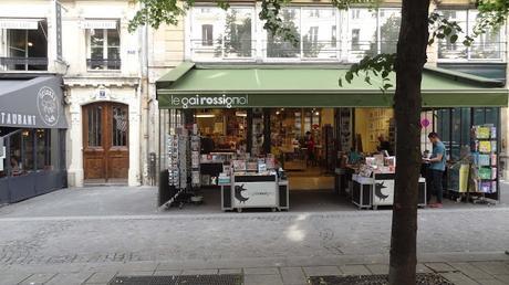 Collection une case en moins Davy Mourier chez Delcourt librairie Gai rossignol
