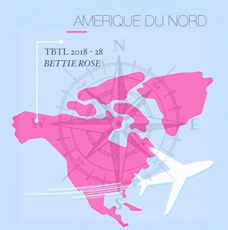 Throwback Thursday Livresque #77 - Amérique du Nord