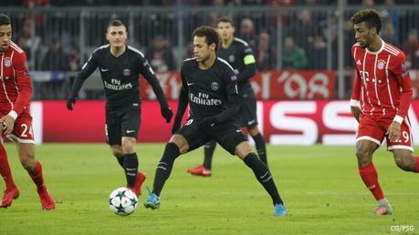 Neymar Bayern Munich