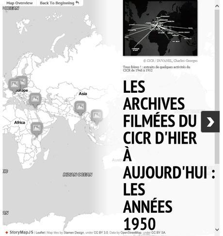 Archives filmées du CICR : une plongée dans l'histoire guerrière du XXème siècle