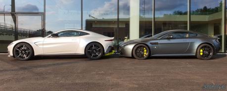 Essai Aston Martin Vantage: apprivoisée ?
