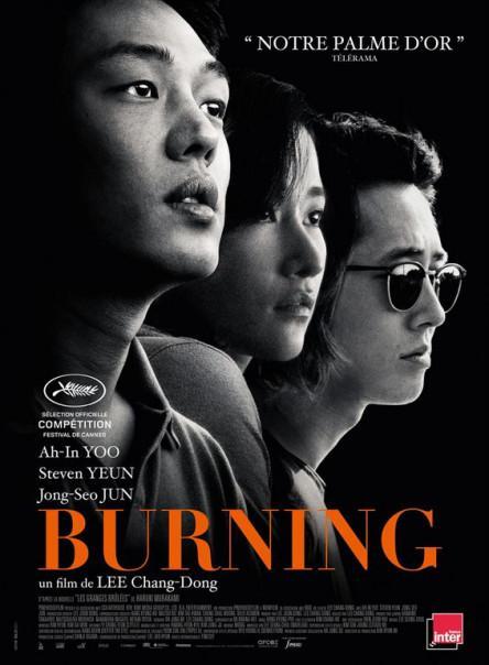 Les infos sur le film sud-coréen Burning