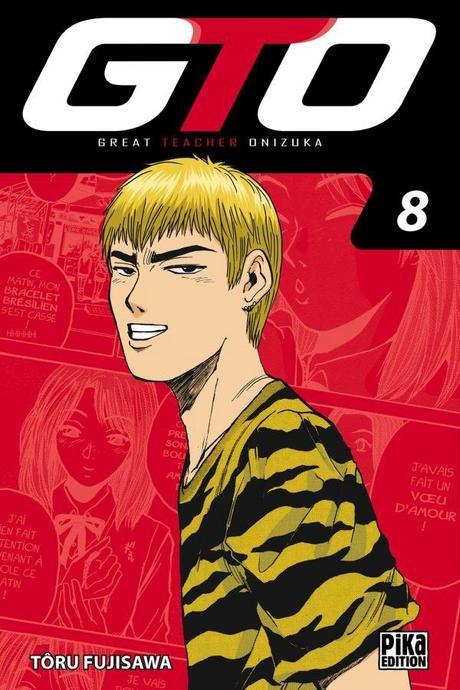 GTO, tome 8 de Tôru Fujisawa