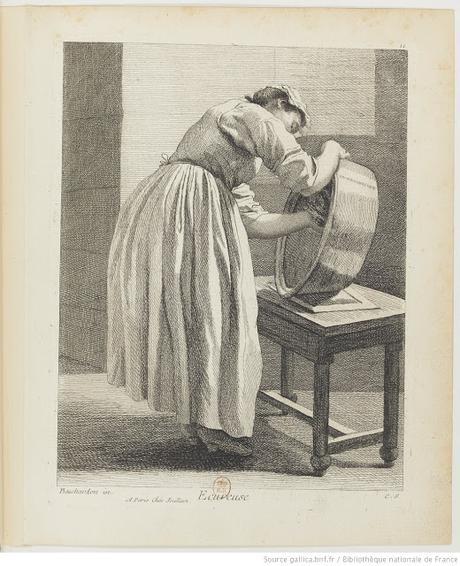 Edmé Bouchardon - Les Cris de Paris : Dessins et gravures (3)