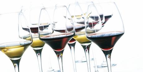 Verre à vins degustation open up