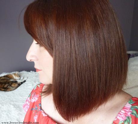 Fer à lisser L'Liss Titanium signé Hairissime
