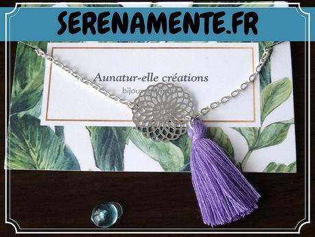 A la découverte des bijoux Aunatur-elle Créations !