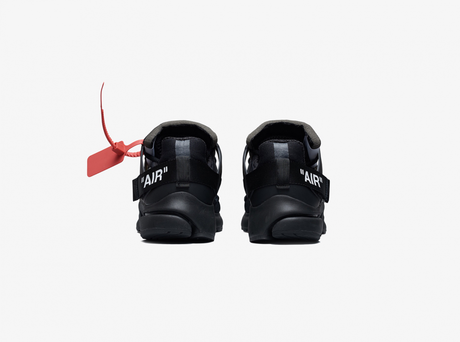 Virgil Abloh x Nike Air Presto