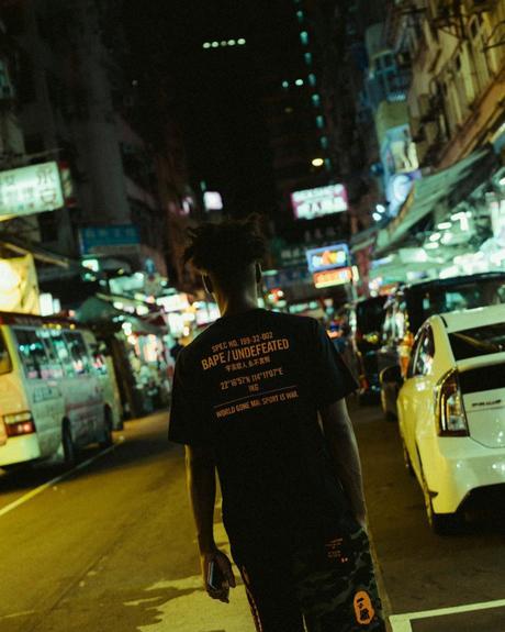 Babe Undefeated Hong Kong