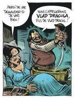 Les méchants de l'Histoire, tome 1 : Dracula - Bernard Swysen & Julien Solé