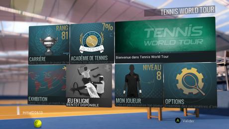 Mon avis sur Tennis World Tour – La suite spirituelle de Top Spin 4?