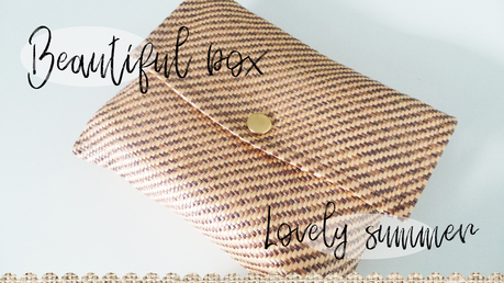 Beautiful box Lovely summer