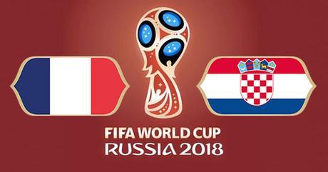 Finale Coupe du Monde 2018 : France vs Croatie