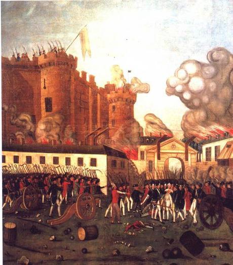 Fête nationale française. 14 juillet 1789 ou 1790 + Bastille day