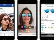 Facebook lance publicités réalité augmentée.