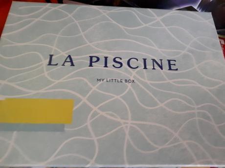 My little La piscine box