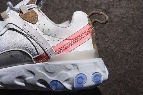 Nike React Element 87 leather The Shoes Surgeon