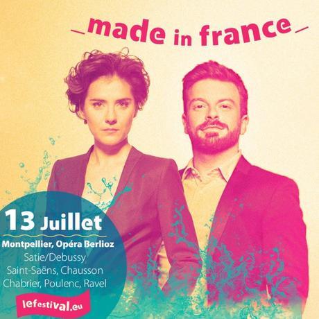 FESTIVAL RADIO FRANCE – Retour Made in France – 13 juillet