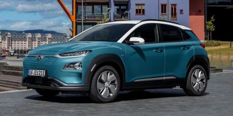 Hyundai Kona Electric: l'offensive
